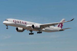 A350, Qatar