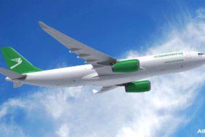 Airbus, Turkmenistán Airlines, A330, carguero