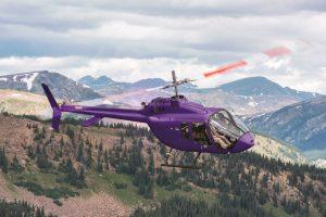 El Bell 505 Jet Ranger Xobtienela certificación FAA
