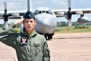 50º aniversario de la incorporación del Hércules a la Fuerza Aérea Argentina