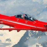 El Pilatus PC-21 será el nuevo entrenador español