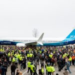 Boeing presenta el 737 MAX10