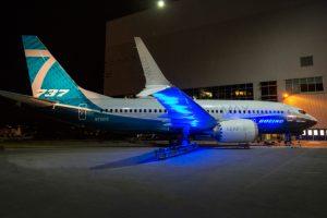 Debuta el primer 737 MAX 7 de Boeing