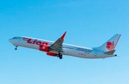 Boeing entrega el primer 737 MAX 9