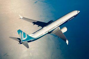 Boeing lanza el 737 MAX 10 en Le Bourget 2017