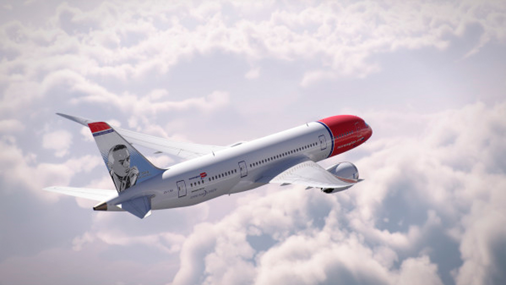 Norwegian, B787