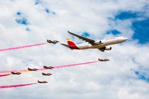 Iberia celebra su 90 aniversario