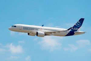 Airbus presenta su nueva familia A220 basada en el CSeries de Bombardier