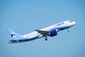 Airbus entrega el primer A320neo con motores CFM para Interjet