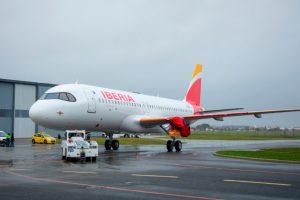 Iberia nuevamente se convierte en la aerolínea más puntual en mayo