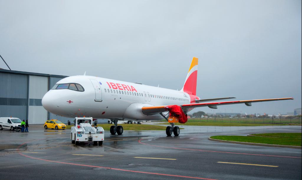 A320neo, Iberia