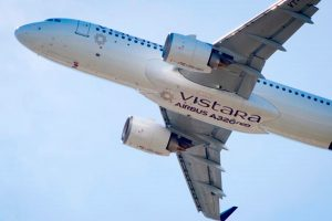 Vistara recibe su primer A320neo