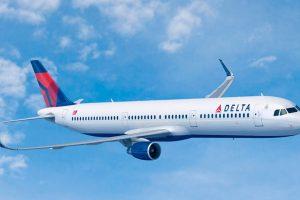 Delta encarga 10 aviones A321 adicionales