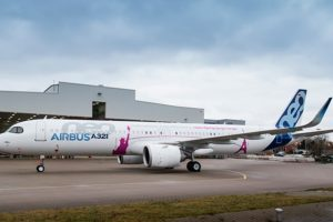 Roll-Out del primer A321neo ACF