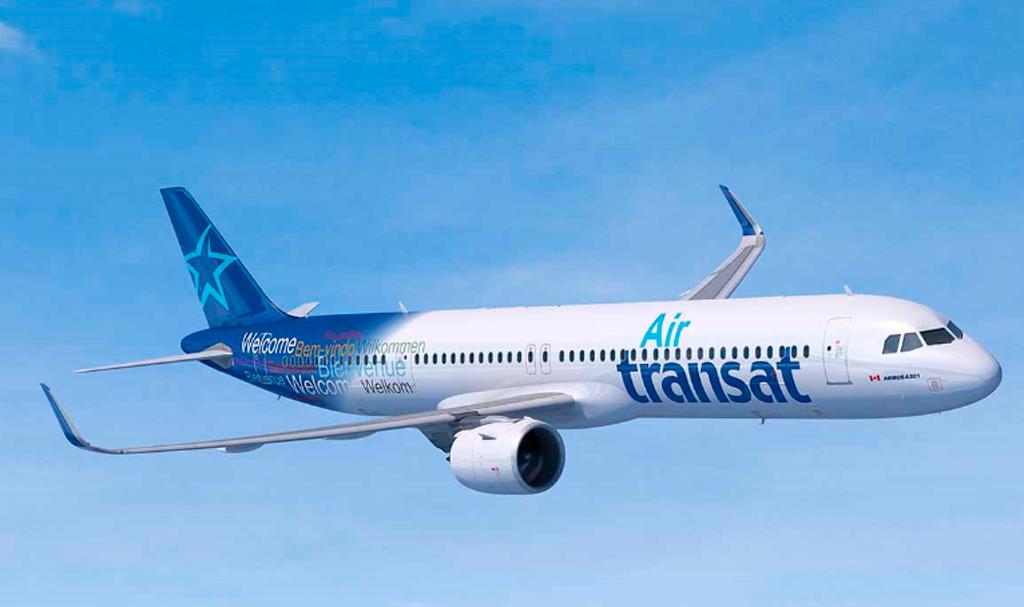 Air Transat, A321neo LR