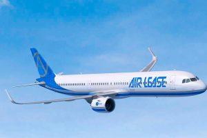 ALC realiza un pedido en firme por otros A321neo