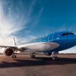 Aerolíneas Argentinas inicia el doble vuelo diario a Madrid