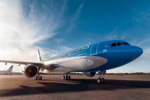 Aerolíneas Argentinas volará diariamente a Bogotá