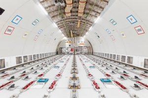 El primer A330-300P2F entra en servicio con DHL