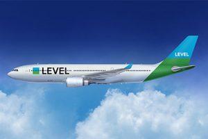 IAG lanza LEVELsu nueva aerolínealow cost para vuelos de largo radio