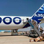 El A350-1000 se despliega en la lucha contra el COVID-19