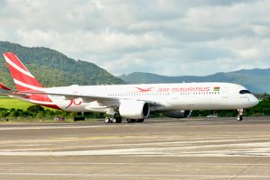Air Mauritius recibe su primer A350 XWB
