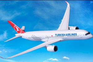Turkish firma un MoU por 25 A350-900