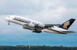 Levanta vuelo el nuevo A380 de Singapore Airlines