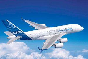 Airbus y Heathrow celebran el 10º aniversario del primer vuelo del A380 a Londres