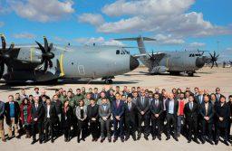 Airbus entrega 2 A400M coincidiendo con las celebraciones del 20 ° aniversario de la OCCAR