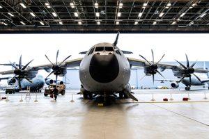 Airbus confirma el ajuste de los niveles de producción en los programas del A380 y del A400M