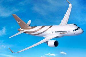 Airbus Corporate Jets recibe un nuevo pedido del ACJ319neo