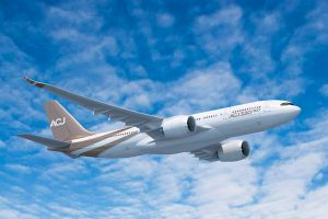 Airbus Corporate Jets lanza el ACJ330neo