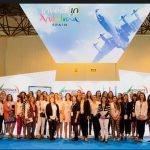 EL ADM 2018 acoge el encuentro IAWA de mujeres profesionales de la industria aeronáutica