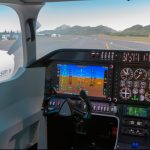 43 Airschool de Sudáfrica elige el ALSIM AL250