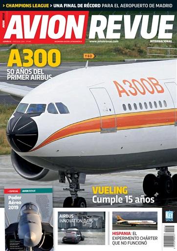 Portada Avion Revue nº445