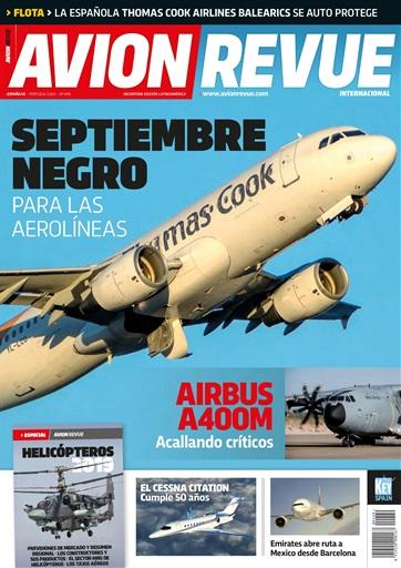 Portada Avion Revue nº448