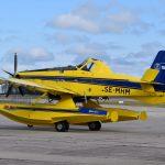 Mas AirTractor AT-802 para la flota europea de extinción de incendios