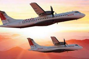 ATR recibe un pedido de 3 ATR 42-600por parte deChina Xuzhou Hantong
