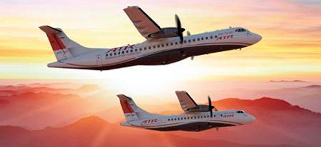 ATR prevé una demanda de 3000 nuevos aviones turbohélice en los próximos 20 años