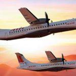Manta Air recibirá dos ATR 72-600