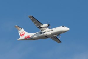 Japan Air Commuter (JAC) comienza a operar con ATR