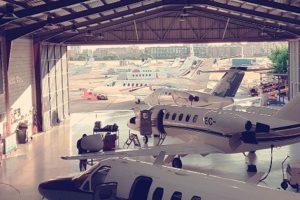 ATS amplía sus capacidades de mantenimiento incluyendo más modelos de aeronaves