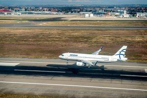 avión, Aegean, Aegean Airlines