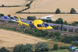 HeliKoreaadquiere tres helicópteros GrandNew paraservicio de emergencia