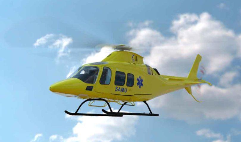 AW109 Trekker EMS