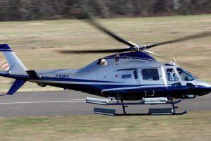 El AW119Kx seleccionado por la policía de Nueva York