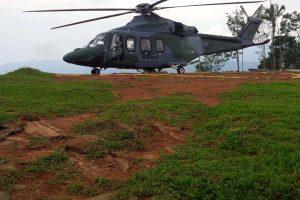 La flotade AW139 del SENAN de Panamá alcanzalas 5.000 horas de vuelo