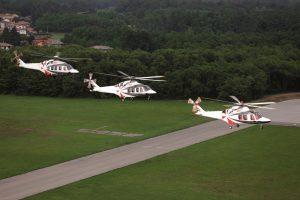 LCI adquiere 9 helicópteros y recibirá 6 unidades en un tiempo récord de un mes