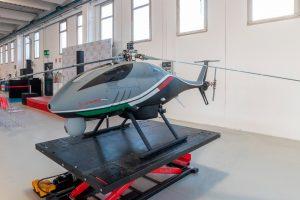 El helicóptero reotamente tripulado AWHERO avanza hacia la certificación
